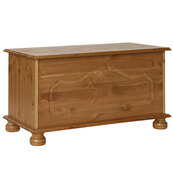 Copenhagen Pine Blanket Box-pine blanket box-furniture to go-GoFurn Furniture Store Kent