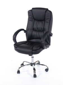 King Executive Office Chair High Back-Executive Office Chair-core products-GoFurn Furniture Store Kent
