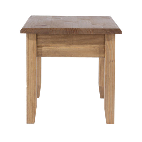 Cotswold Pine Lamp Table-Lamp Tables-core products-GoFurn Furniture Store Kent