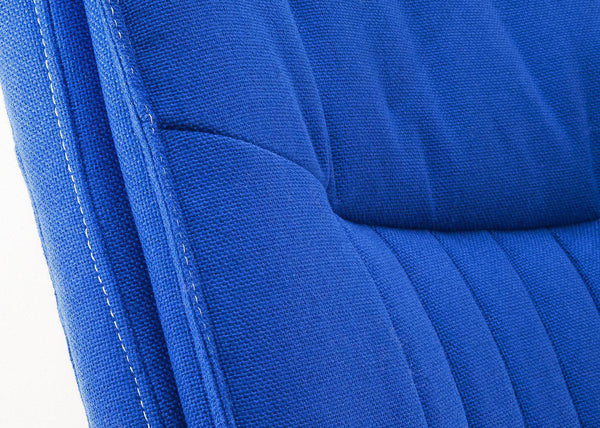 Pescara Executive Office Chair Blue Fabric-executive office chair blue fabric-teknik-GoFurn Furniture Store Kent