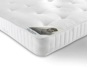 Elite 1000 Pocket Sprung Mattress Single Double or King-pocket sprung mattress-Julian Bowen-GoFurn Furniture Store Kent