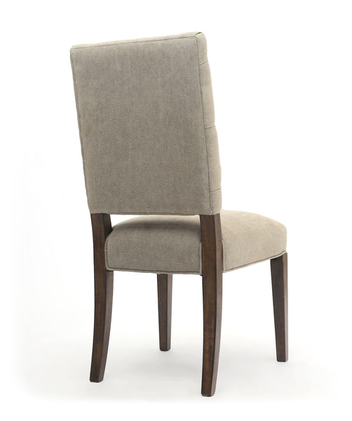 Portland Natural Dining Chair-fabric dining chairs-shankar-GoFurn Furniture Store Kent