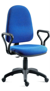 Task Operator Office Chair with Arms-operator office chair with arms-teknik-GoFurn Furniture Store Kent