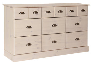 Terra Merchants Chest of Drawers 6+3-Merchants Chest of Drawers-furniture to go-GoFurn Furniture Store Kent