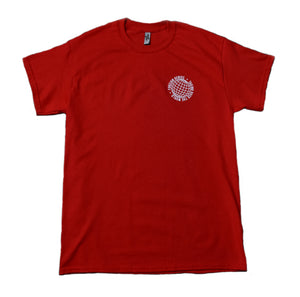 Red Taking Over The World Shirt