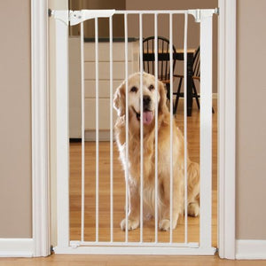 Command by Kidco Tall Pressure Pet Gate