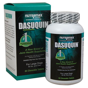 Dasuquin Chewable Tablets for Large Dogs 84ct