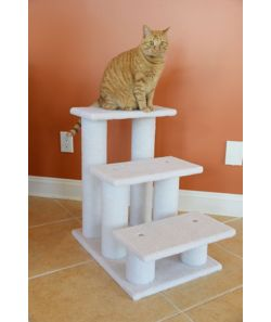 Armarkat Classic 3-Step Pet Steps