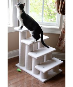 Armarkat Classic 4-Step Pet Steps