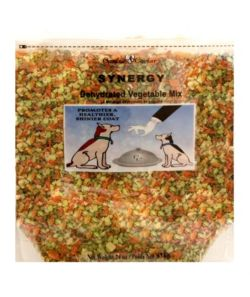 Canine Caviar SynergyDehydrated VeggieMix for Dogs