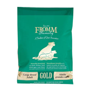 Fromm Gold Large Breed Dry Dog Food 15lb