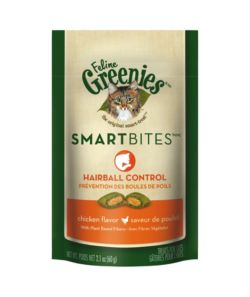 Greenies SmartBites Hairball Cat Treat