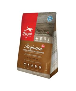 ORIJEN Freeze Dried Regional Red Dog Food