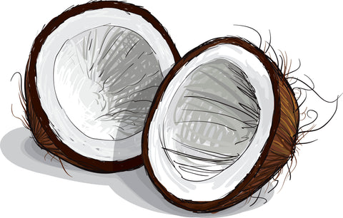 Ten ways to use coconut oil for gorgeous skin & hair