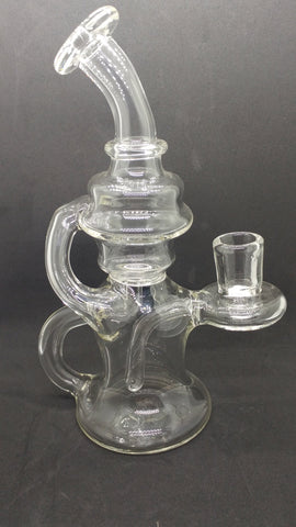 Glass Mafia Clear Klien with opal