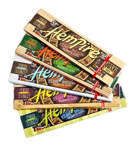 Hempire Kingsize Rolling Papers