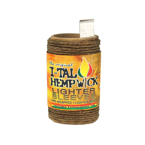 Ital Hempwick Lighter Sleeve