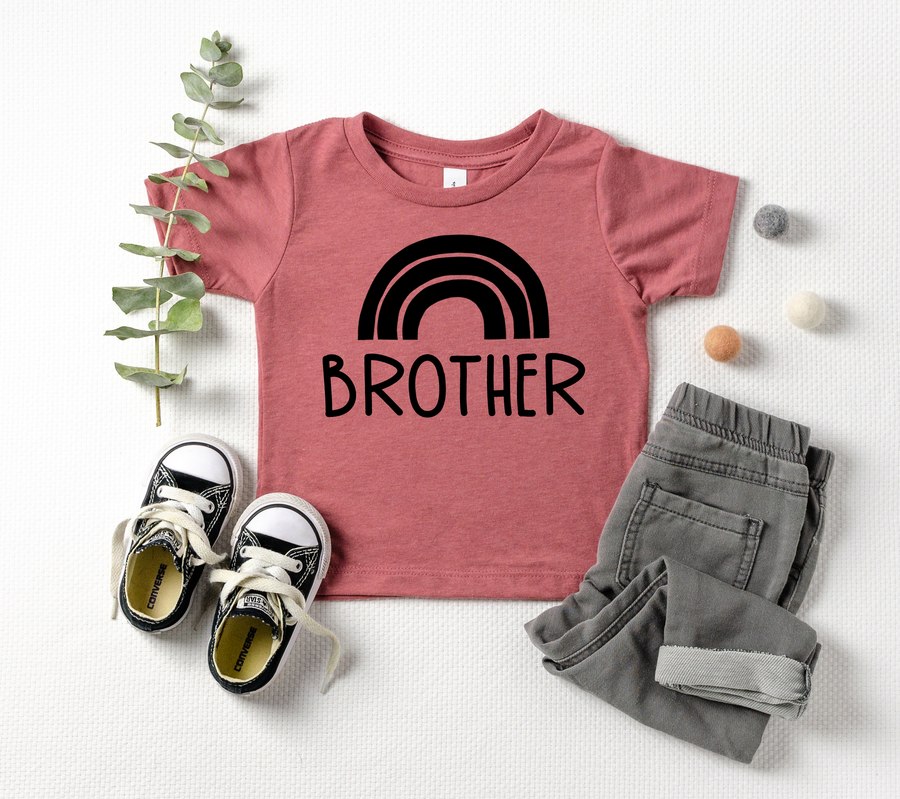 Brother Rainbow Shirt