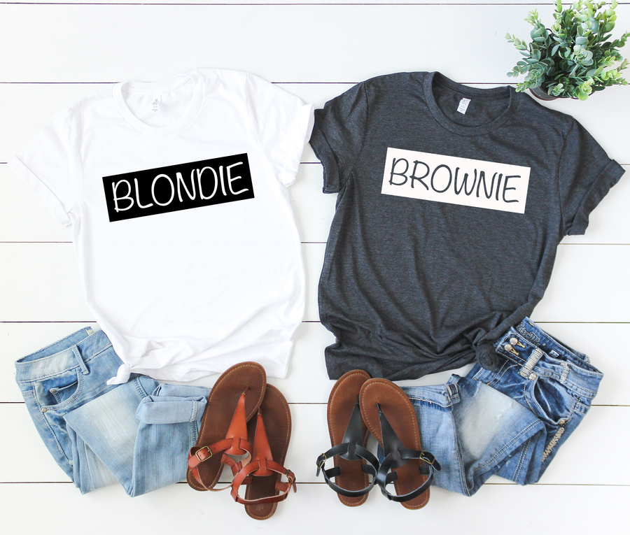 Blondie & Brownie