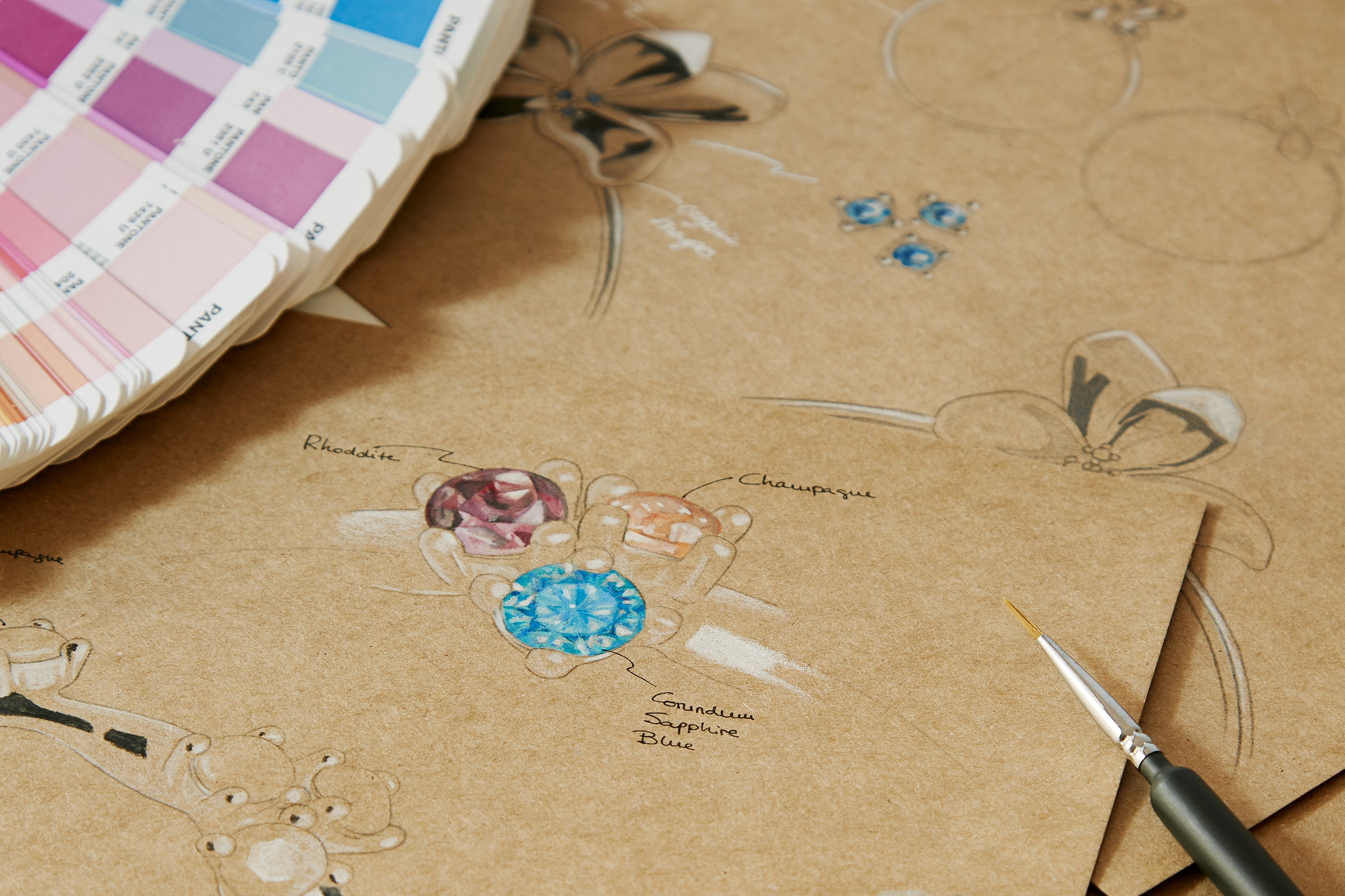 Color Code: inside the creative process