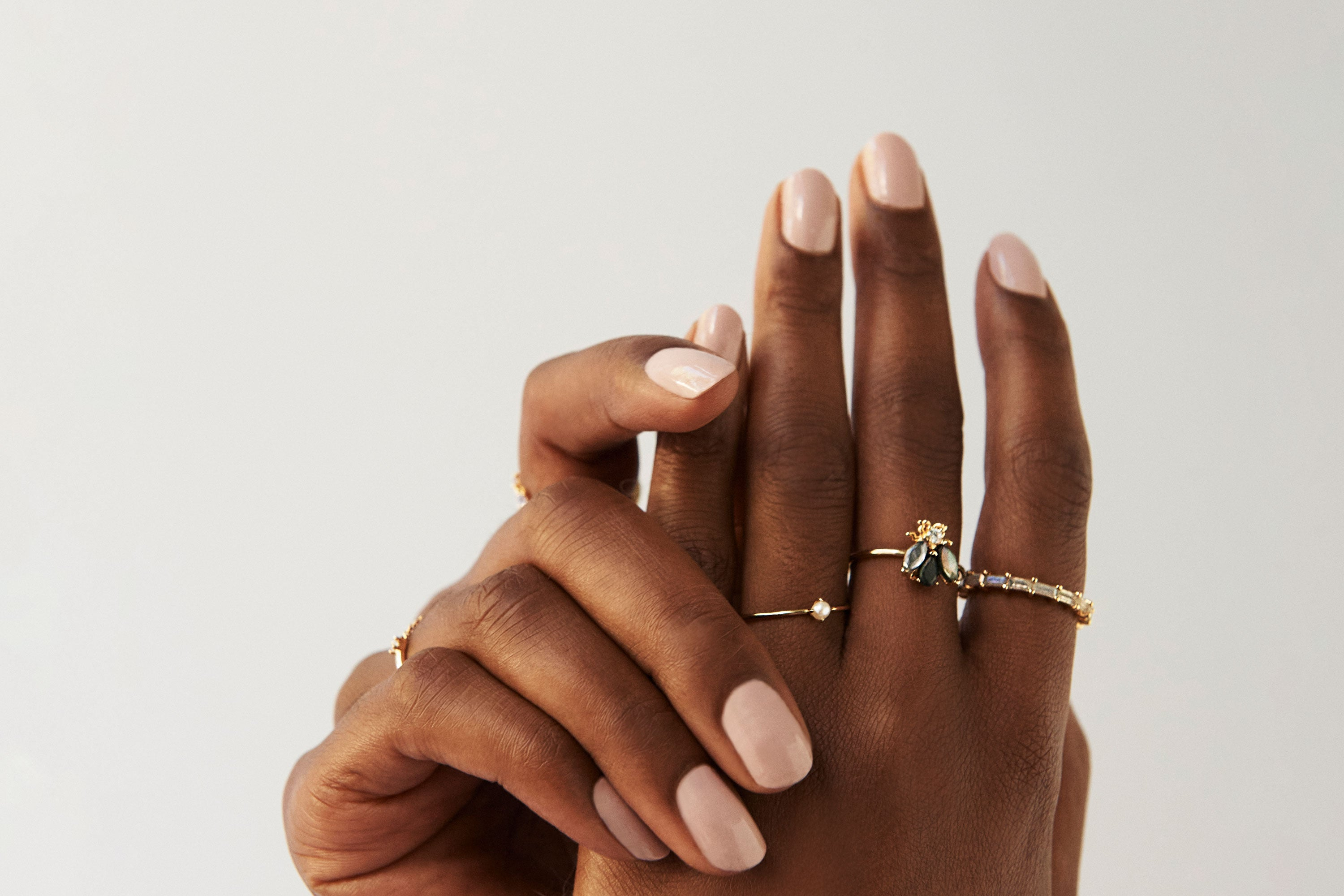 Ring Stacking like a Pro: Curate your Hand Glow