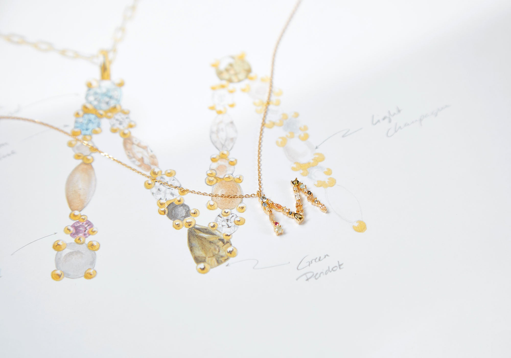 A Name, a story: how jewelry expresses our identity