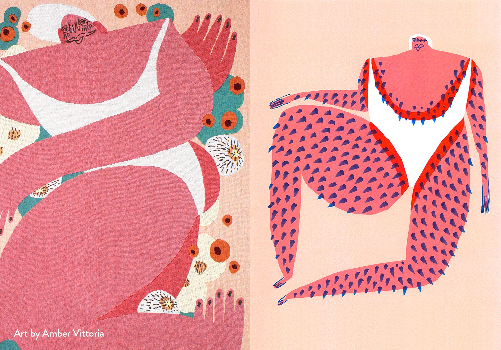 Four Female illustrators to Get Inspired And Celebrate Womanhood
