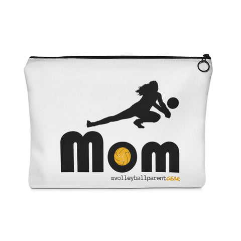 Carry All Pouch - Flat-Defense/Libero Mom - Sports Parent Gear