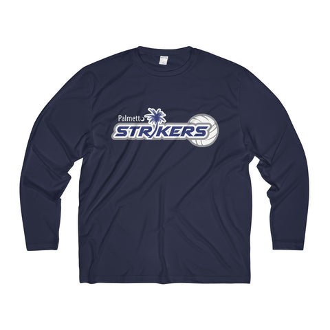 Men's Long Sleeve Performace Tee-Palmetto Strikers - Sports Parent Gear
