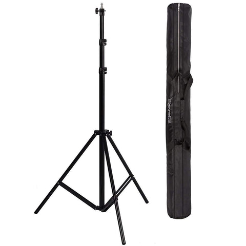 10 Foot High Camera Stand w/Carrying Case - Sports Parent Gear