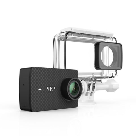 YI 4K+ Sports Camera with Waterproof Case (Plus Voice Control) - Sports Parent Gear
