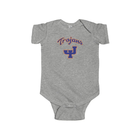 James Island Trojans Infant Onsie - Sports Parent Gear