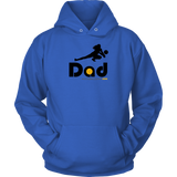 Hoodie-Defense/Libero Dad - Sports Parent Gear
