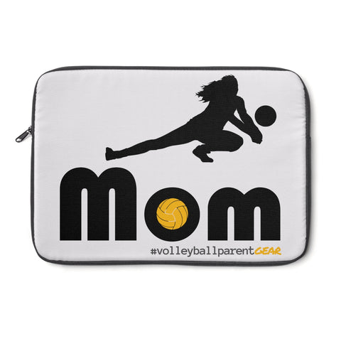 Laptop Sleeve-Defense/Libero Mom - Sports Parent Gear