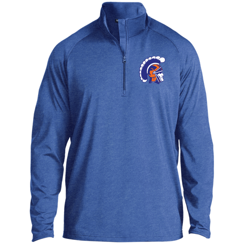 James Island Trojans-1/2 Zip Performance Pullover - Sports Parent Gear