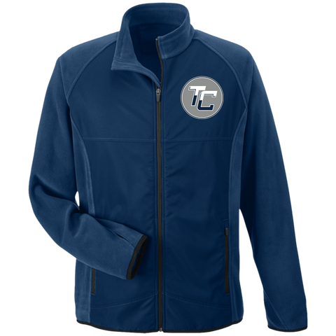 Team Coastal Fleece Jacket-Mens - Sports Parent Gear