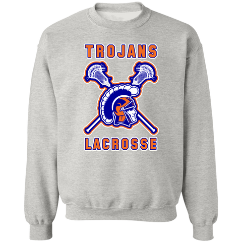 James Island LACROSSE Pullover Sweatshirt - Sports Parent Gear