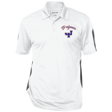 James Island Trojans-Performance Textured 3-Button Polo - Sports Parent Gear