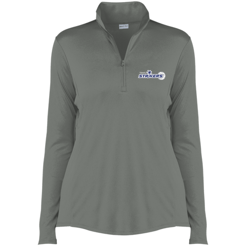 Palmetto Strikers Quarter-Zip-(Womens) - Sports Parent Gear