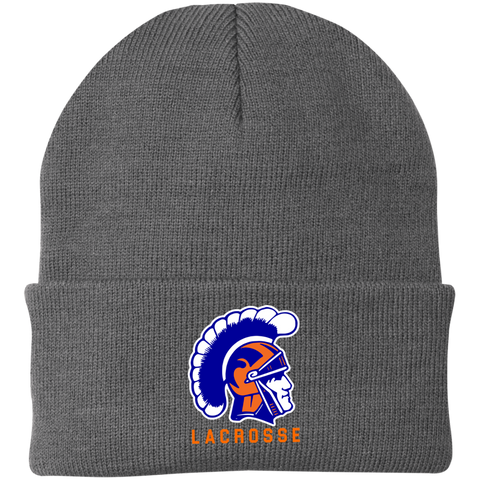 James Island Trojans Lacrosse Knit Cap - Sports Parent Gear