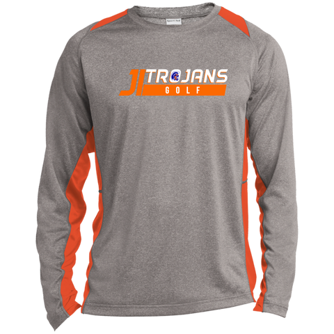 James Island Trojans CROSS COUNTRY-Performance LS Shirt - Sports Parent Gear