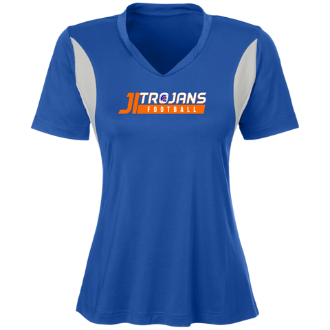 James Island Trojans FOOTBALL-Ladies' Sport Jersey - Sports Parent Gear