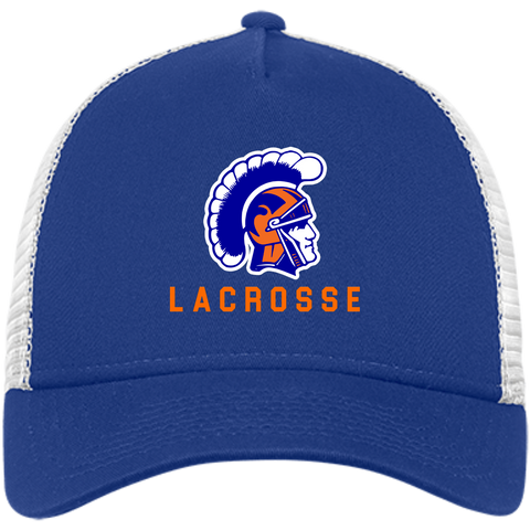 James Island Trojans Lacrosse Trucker Cap - Sports Parent Gear