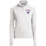 James Island Trojans-Women's 1/2 Zip Performance Pullover - Sports Parent Gear