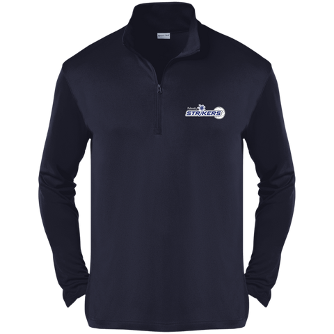 Palmetto Strikers Quarter-Zip-(Mens) - Sports Parent Gear