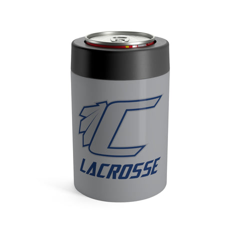 Cusabo Nation Lacrosse - CAN KOOZIE (Grey) - Sports Parent Gear