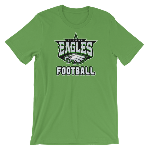 Alisal Eagles Football Short-Sleeve T-Shirt (Unisex) - Sports Parent Gear