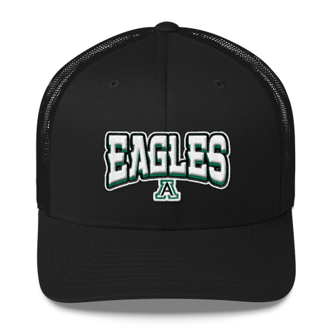 Alisal Eagles Trucker Cap - Sports Parent Gear