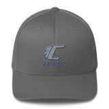 Cusabo Nation Lacrosse - FlexFit Hat - Sports Parent Gear