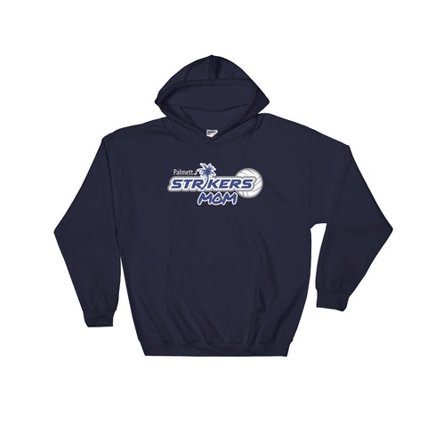 Hoodie-Palmetto Strikers Mom - Sports Parent Gear